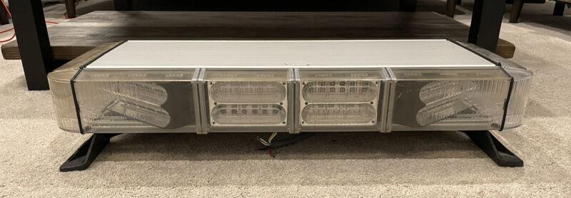 "Whelen Freedom FT8RRRRP 28.5"" Mini, Fully Populated w/ additional LED Modules"