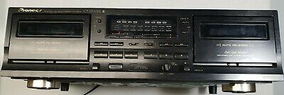Usado,  Pioneer CT-W208R reproductor de cassette  Pletina Stereo Cassette Deck segunda mano  Embacar hacia Mexico
