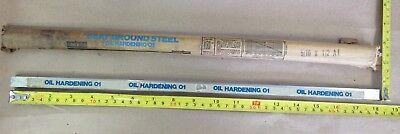 O1 Tool Sheet 516 X 12 X 18 Simonds Flat Ground Steel Oil Hardening