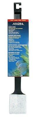 Hagen Marina Fish Aquarium LARGE DEEP REACH ALGAE REMOVER SCRUBBER w/  HANDLE