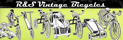 R&S Vintage Bicycles
