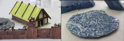 Table Top Terrain Crafting Day - Sunday 19/11/17