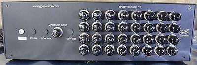 GPS Rack Mount Splitter 1 x 32 outputs - RMS132 (32 Output Rackmount)
