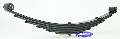Boat or Utility Trailer Leaf Spring Double Eye 25.25 Inch 6 Leaf 3500lb Capacity