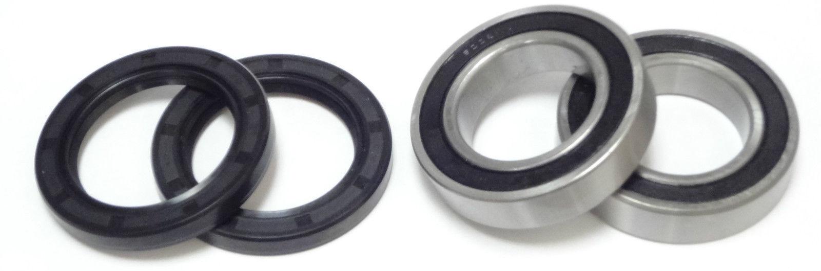 Yamaha YFM250 Big Bear Front Wheel Bearings and Seals Kit 2007 - 2009