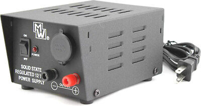 Accele PS30 12V Power Supply 3 AMP with Lighter Socket