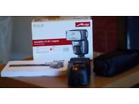 Metz Mecablitz 52 AF-1 Digital Flash - Sony Multi Interface Fit