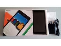 "Microsoft (Nokia) Lumia 535: 5"" Smartphone- Unlocked - Excellent condition"