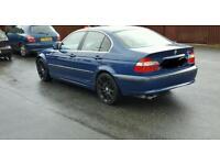 Bmw e46 330 ise manual petrol