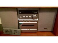 For sale Store System with CD, Radio, Cassette and Remote Control