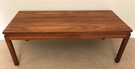 """Mid Century 1960's """"Greaves & Thomas"""" of London Coffee Table"""