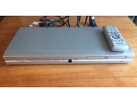 Samsung DVD Player with remote control