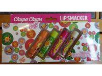 Chupa Chups set of 4 lip balms