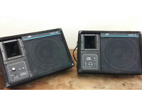 Peavey EuroSys 1PM and 1M Stage Monitor System