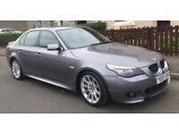 Great Condition BMW 520 M Sport manual 2007