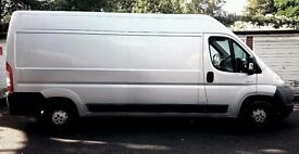 Reliable Man and Van from £25 per hour. No job to big or to small.