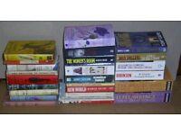 26 Old Novels : Published 1950's - 1980's