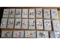 21 Laurel & Hardy VHS Tapes