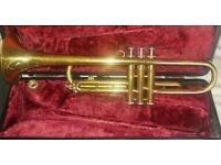 VINCENT BACH BUNDY TRUMPET