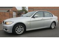 07 BMW 318 SE 2.0 - FSH, MOT DEC 18 Tidy Car, Lovely to drive, Company car forces sale