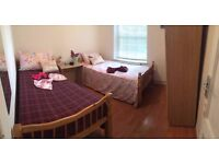 ROOM-SHARING IN NORTH ACTON-PARK ROYAL FOR £85 PER WEEK AVAILABLE IMMEDIATELY
