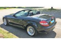 Mercedes SLK 200 Auto only 36000, 12months MOT,
