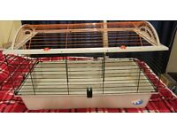 Rabbit / Guinea Pig Deluxe Cage