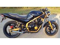 Yamaha 600 street fighter/street racer