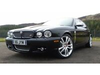 Jaguar XJ Long Wheel Base for Wedding / birthday / funeral, prom, or Executive car for hire