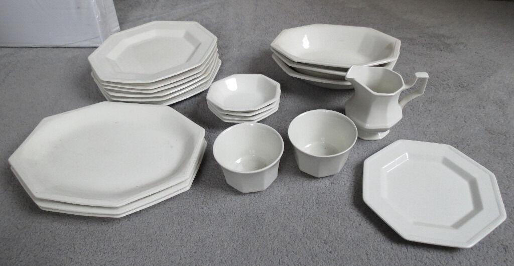Johnson Brothers HERITAGE Bundle x 20 : Dinner Plates, Milk Jug ...