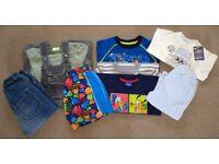 Baby Boy Clothes Bundle Age 9 - 12 mths