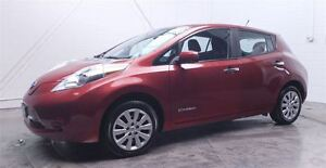 2013 Nissan LEAF S BLUETOOTH BANCS CHAUFFANTS