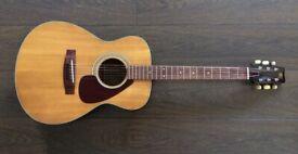 yamaha acoustic guitar ' vintage 1968 yamaha fg~110