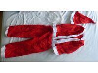 toddler Santa Claus / Father Christmas costume, suit 2-4yo