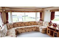 3 Bedroom Static Caravan for Sale, Pet Friendly,12 months,5* Facilities, Beach Access, near Hastings