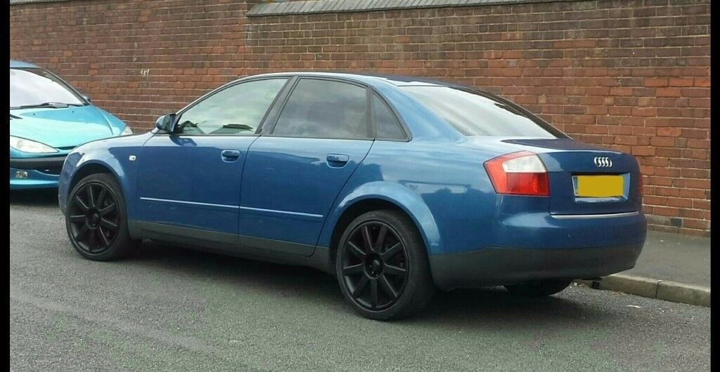 audi a4 b6 2003 1 9 diesel in sandwell west midlands. Black Bedroom Furniture Sets. Home Design Ideas