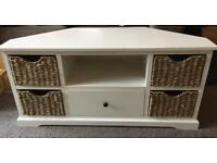 Shabby chic tv unit and sideboard