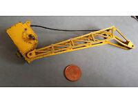vintage dinky diecast yard crane