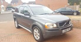 Volvo XC90, 7 Seater, Grey Full Service History, 1 Previous Owner