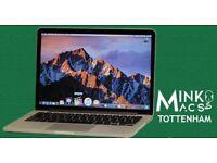 Retina Macbook Pro 13' Apple SSD 120GB 8GB 2.6Ghz i5 Immaculate with Warranty Minkos Macs