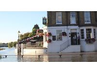£7.20 - Live position couple or two friends happy to share. White Cross, riverside Richmond