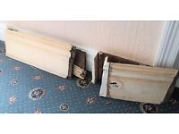small pieces of tall victorian skirting board hard to find good for patching up