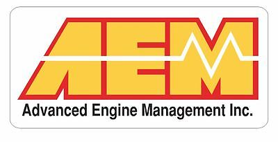 Aem Advance Auto Management Sticker Decal R78 Racing Race Car