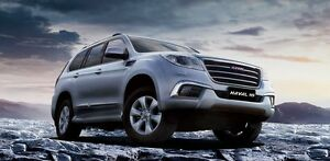 2016 Haval H9 Luxury 4x4 Wagon 7 Seater West Tamworth Tamworth City Preview