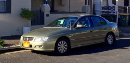 Wanted: 2004, vz acclaim commodore, 6 months rego new tyres