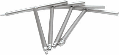 MOTION PRO Dual Drive Ball-End Hex Metric T-Handle Set / 4,5,6,8mm (08-0383) - Hex Dual Drive