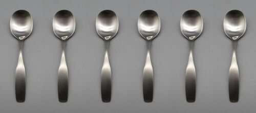 SET OF SIX - Oneida Stainless Flatware PAUL REVERE Baby Spoons * COMMUNITY