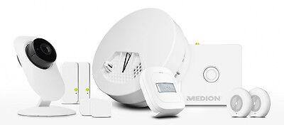 Ein ganzes Set für knapp 250 Euro: Medion Smart Home Foto: Medion