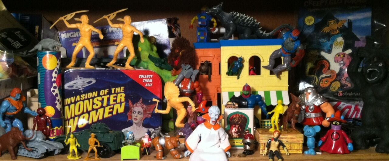 Raiders of the Lost Toy Box