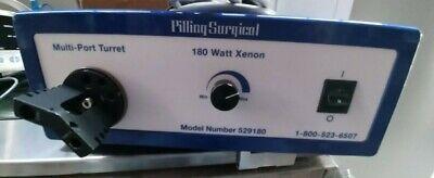 Pilling Surgical Multi Port Xenon 180watt Surgical Light Source 529180 Guarentee